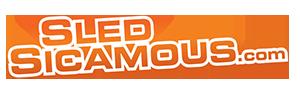 Sled Sicamous Logo