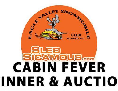 Cabin Fever Fundraiser