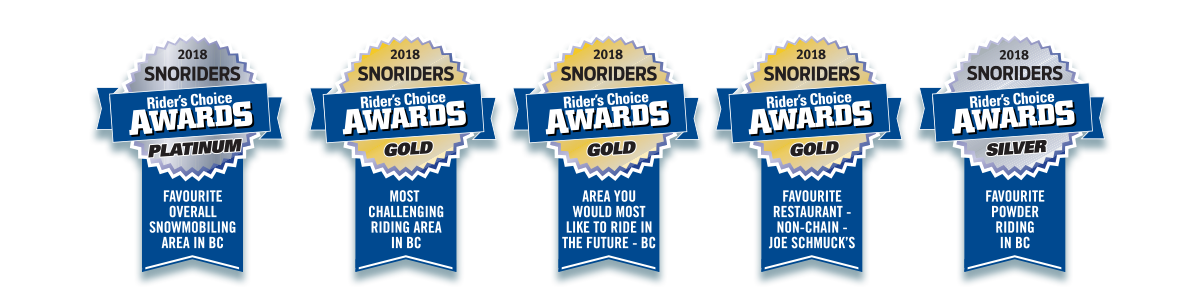 Sno-rider Awards